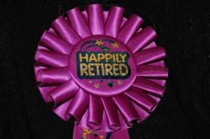 Happily Retired