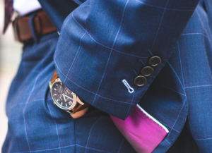 2019-05-19 18_56_49-Person Wearing Blue Plaid Suit Jacket and Dress Pants · Free Stock Photo